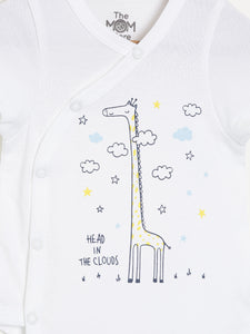 Head in the Clouds Baby Onesie