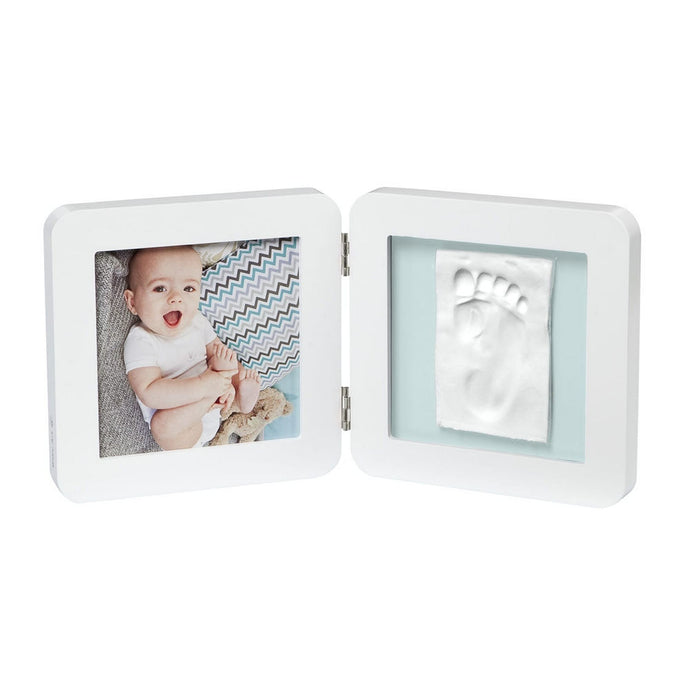 Baby Art My Baby Touch Rounded Double Frame