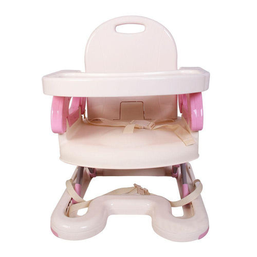 Booster to Toddler Seat - Pink, 6M+ Front view