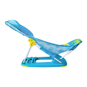 Deluxe Baby Bather - Blue - Blue, 0M+ Side view