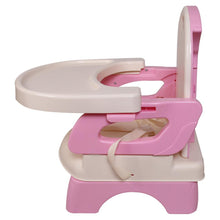 Folding Booster Seat - Side view