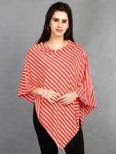 Maternity and Nursing Wear- Citrus Stripes - Front