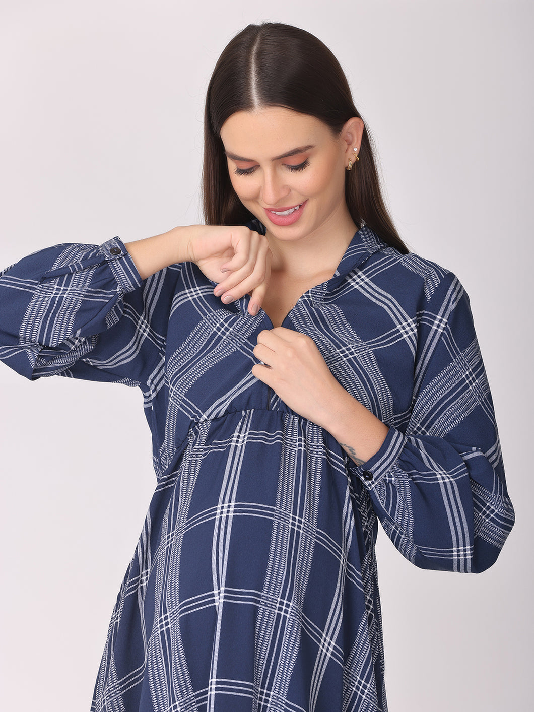 Festive Ivory Beige Jacket, Kurta, and Pajama Set