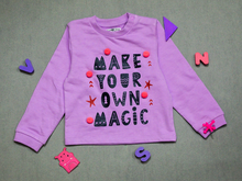 Sweatshirt- Make Your Own Magic