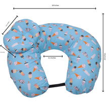 Extra large Nursing Pillow-You Make Me Melt