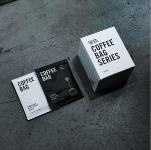 Coffee Bag Series - Urban Coffee Roaster