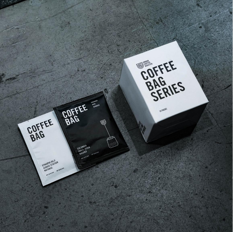 Coffee Bag Series