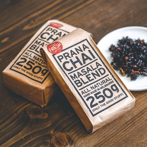 Prana Chai Masala Blend 250g - Urban Coffee Roaster