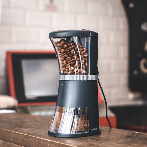 Purefresh Electric Coffee Grinder (Pour over Special) - Urban Coffee Roaster