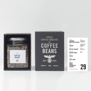 Panama Savage Coffees 2020 Speciality Coffee Auction Lot 22A Geisha Parabolic Carbonic Macerated Natural 100g