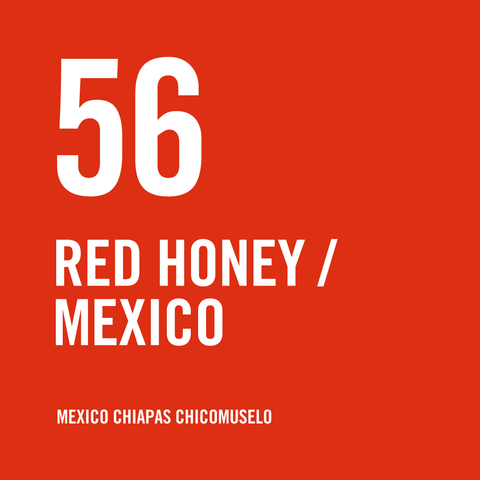 Mexico Chiapas Chicomuselo Red Honey 200g