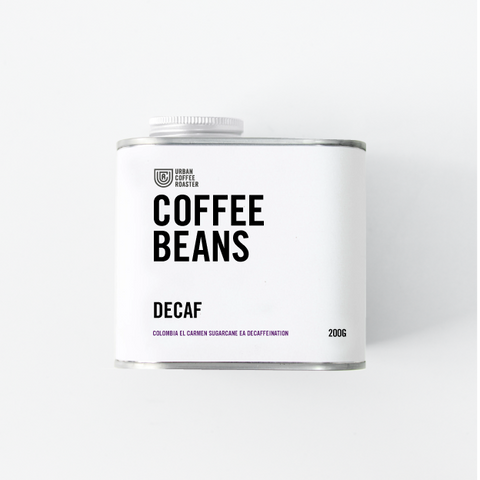 Decaf Espresso 200g - Urban Coffee Roaster