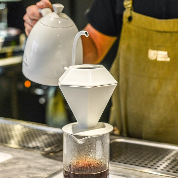 GEM Series Coffee Dripper (by Stefanos Domatiotis) - Urban Coffee Roaster