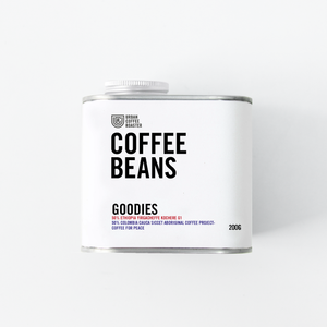 Goodies Espresso Blend - Urban Coffee Roaster