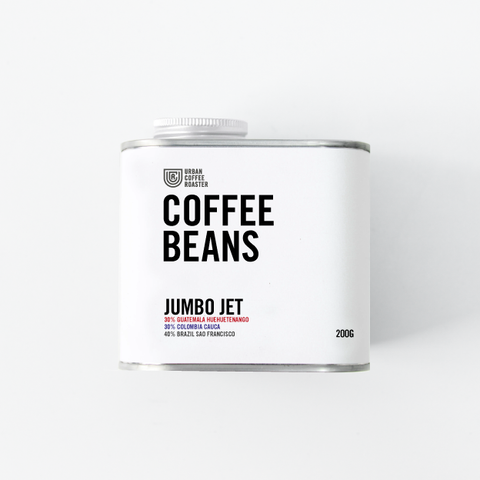 Jumbo Jet Espresso Blend - Urban Coffee Roaster