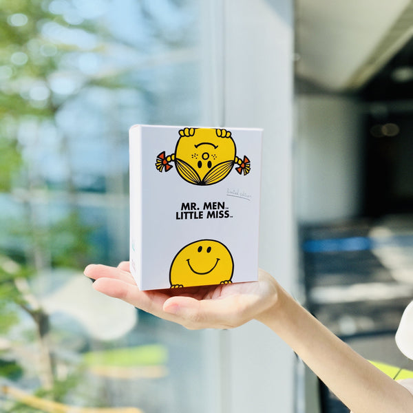 eCup x Mr Men. Little Miss (Limited Edition Mr Men. Specialty Coffee Drip Bag Gift Box)