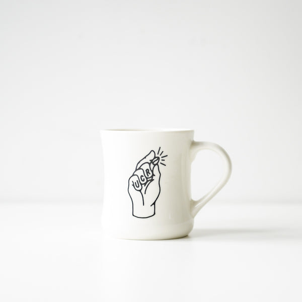 UCR Logo 330ml 2019 New Mug