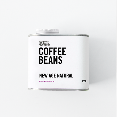 New Age Espresso Natural (single origin) - Urban Coffee Roaster