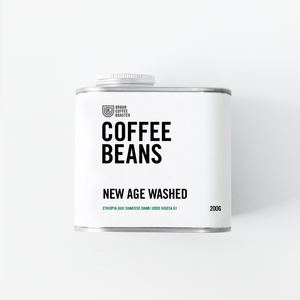 New Age Espresso Washed (single origin) - Urban Coffee Roaster