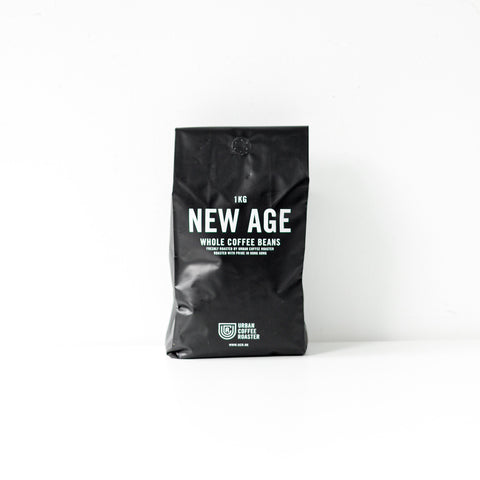 New Age Espresso Natural (single origin)