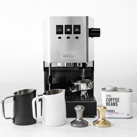 Gaggia New Classic Coffee Machine Bundle (Gaggia x UCR) - Limited Offer - Urban Coffee Roaster