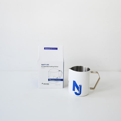 NASTY JUG Milk Frothing Pitcher Brewista X SERIES by Irvine Quek 400ml - Urban Coffee Roaster
