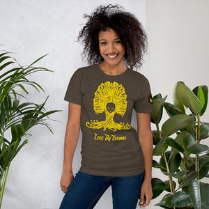 """Locs By Evonne"" - T-Shirt"