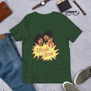 """Black Love"" - T-Shirt (Unisex)"