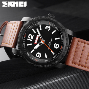 Skmei Time Beauty Men's Wrist Watch -- WW-9