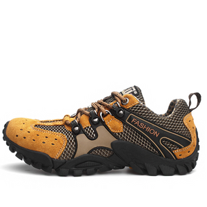 Ruggedy-Flexo Flexible All-Weather Mesh Sports/Hiking Shoes -- SPS-14