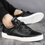 High Quality Leather Fashion Sneakers--SPS-7