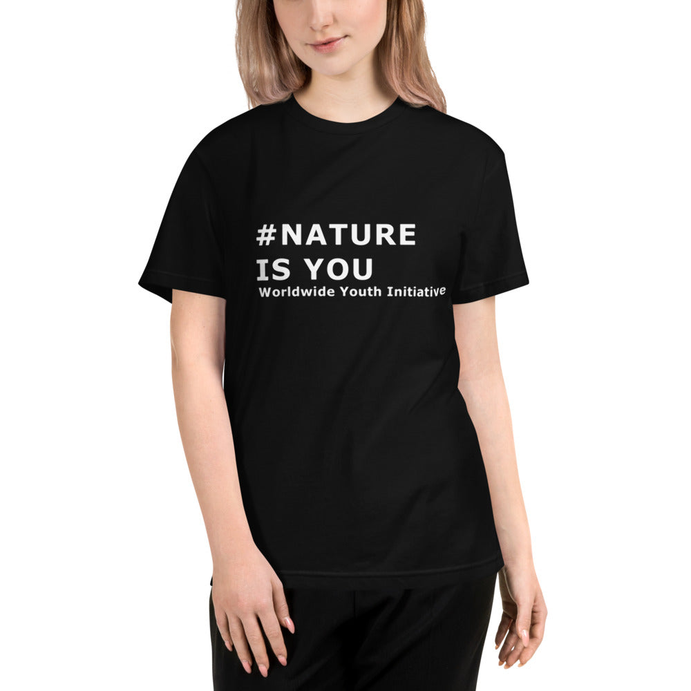 Nature is you - Women's T-Shirt  - Worldwide Youth Mouvement