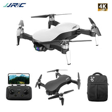 Load image into Gallery viewer, Drone JJRC X12 Anti-shake 3 Axis Gimble GPS Drone with WiFi FPV 1080P 4K HD Camera