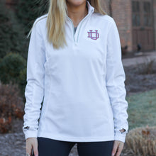 Load image into Gallery viewer, Retro Flyer 1/4 Zip Pullover