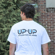 Load image into Gallery viewer, Up & Up Music Festival Short Sleeve Tee