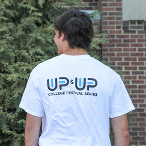 Up & Up Music Festival Short Sleeve Tee