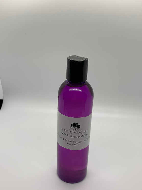 SWEET KISSES BODY OIL