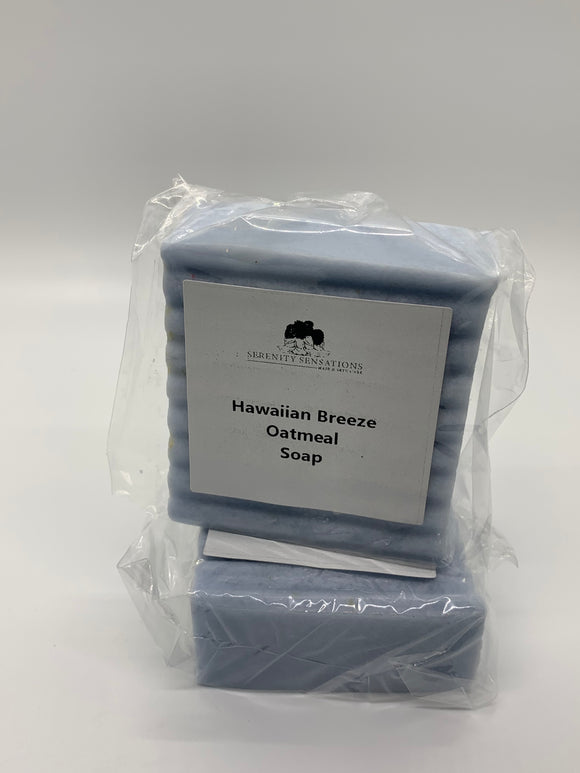 HAWAIIAN BREEZE OATMEAL SOAP