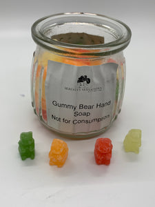 GUMMY BEAR JELLY SOAP
