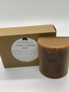 HOT COFFEE SOAP