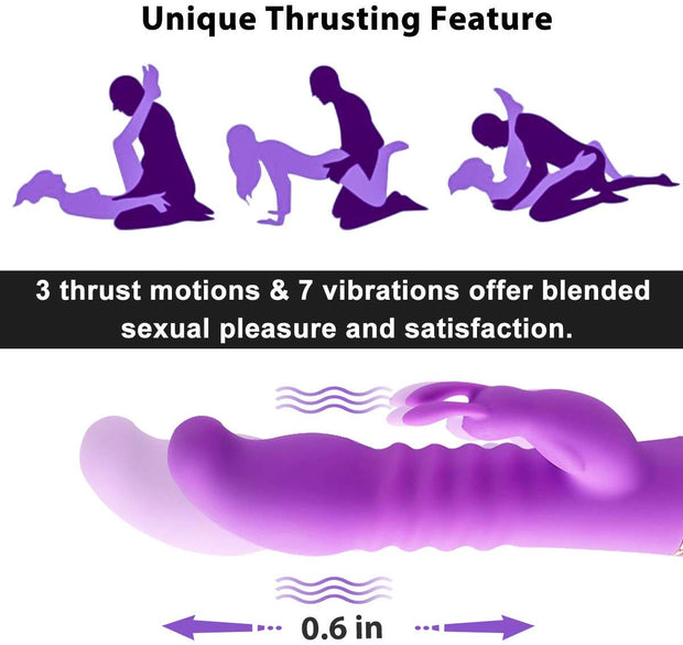 Devil Eye - Thrusting Vibrator