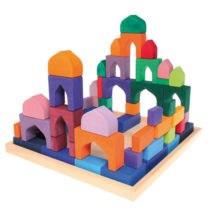 Building Set 1001 Nights 4 x 4 cm Building Set