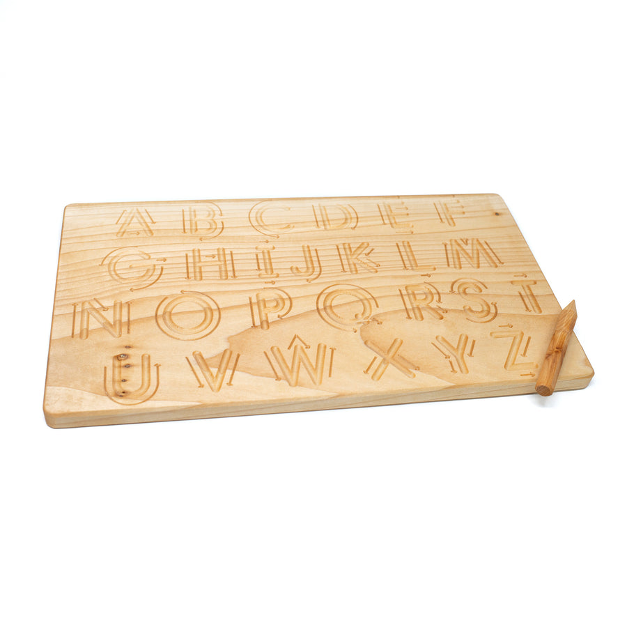 Alphabet Tracing Board Uppercase