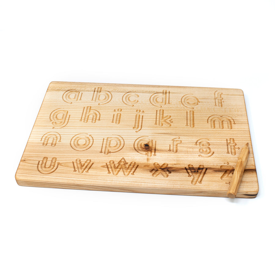 Alphabet Tracing Board Lowercase