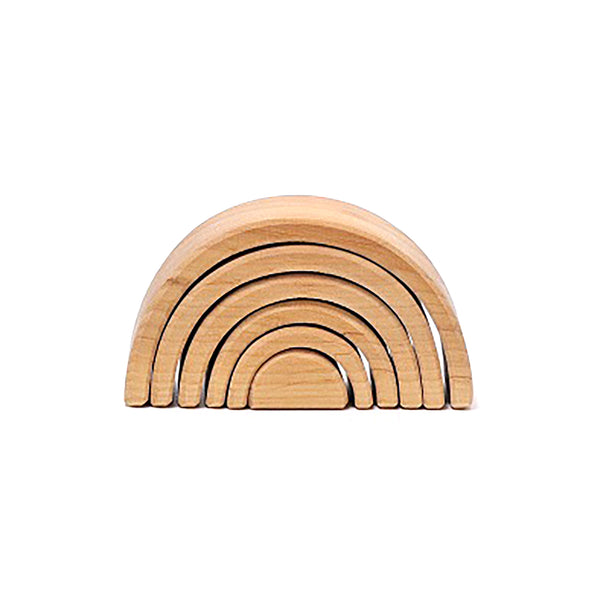 Element - Tunnel Natural Small 6 pcs