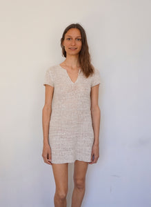 Vintage Hand Made Crochet Dress