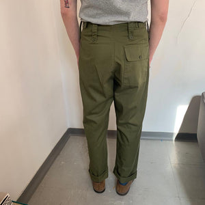 Vintage British Military Trousers