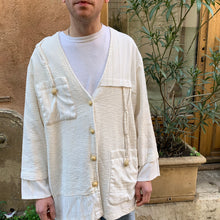 Load image into Gallery viewer, Vintage Unisex Oversized Cardigan