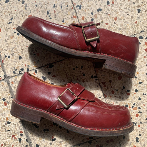 Vintage Monk Shoes
