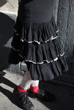 Load image into Gallery viewer, Vintage Ruffle Grunge Dress